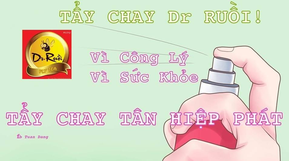 Đóng bợn dấm trong sản phẩm Dr Thanh là bình thường, vì… thế giới cũng vậy!