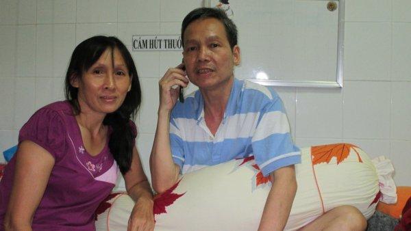 Thầy giáo, tù nhân lương tâm Đinh Đăng Định được trả tự do