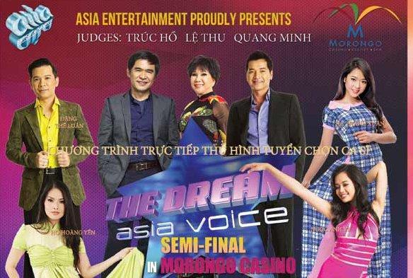 Phỏng vấn nhạc sĩ Trúc Hồ về cuộc thi The Dream: Asia Voice 2014