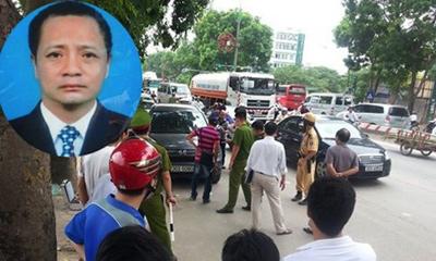 Tài xế taxi đâm chết người lái xe ôm vì giành chỗ đậu xe
