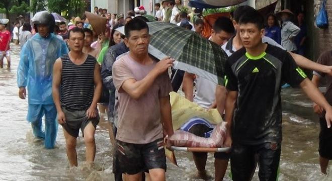 Trận lũ lịch sử ở Quảng Ninh làm 17 người chết và mất tích