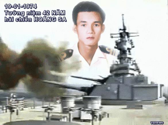 Tài liệu quý hiếm về cuộc Hải Chiến Hoàng Sa 1974 (Phay Van)