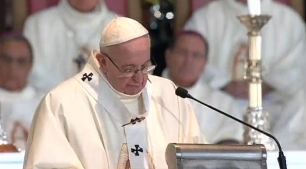 Đức Giáo Hoàng chủ toạ thánh lễ tại Mexico