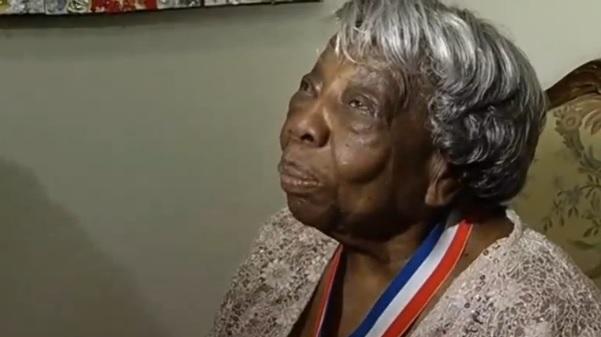 'Bà Ngoại Virginia' tròn 107 tuổi