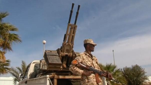 Tân chính phủ đoàn kết Libya về lại Tripoli