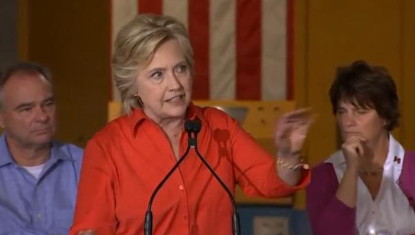 Bà Clinton vận động tại Rust Belt