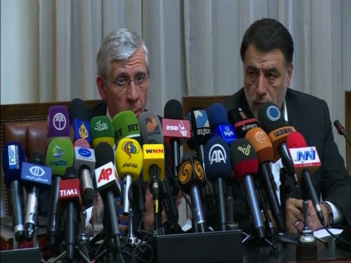 Phái Đoàn Quốc Hội Anh Thăm Iran