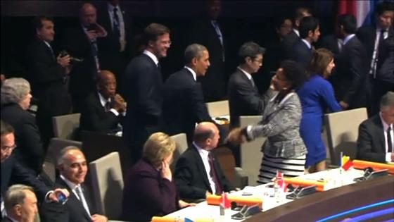 Tổng thống Obama công du ngoại quốc