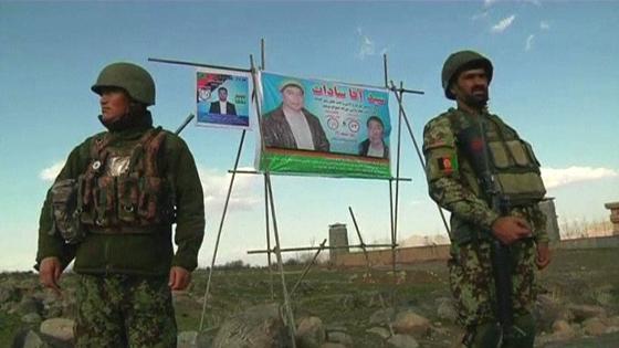 Dù lo ngại an ninh cử tri Afghanistan tỏ ra hăng hái tham gia bầu cử
