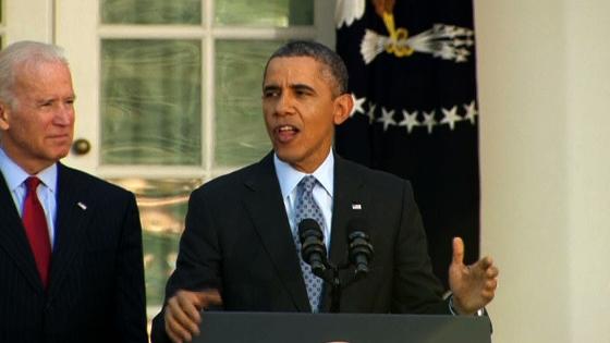 Tổng thống Obama tuyên bố có 7.1 triệu người ghi danh Obamacare