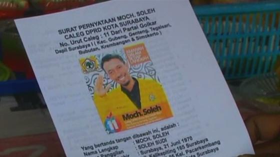 Ứng cử viên Indonesia tranh đấu cho quyền lợi giai cấp công nhân