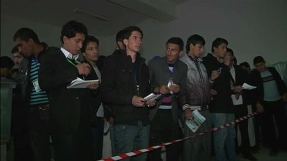 Dân chúng Afghanistan đã đông đảo tham gia bầu cử