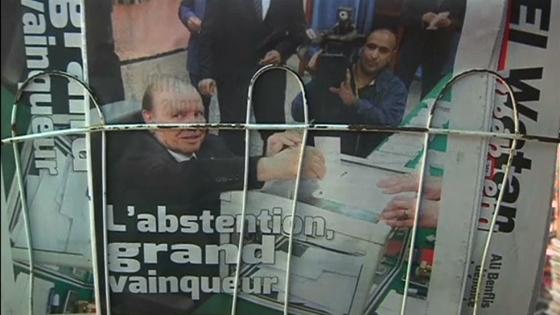 Tổng thống bệnh hoạn ở Algeria sẽ tiếp tục them nhiệm kỳ 5 năm