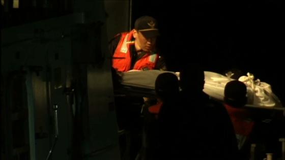 Số người chết trong vụ chìm phà ở Nam Hàn đã lên con số 32 người