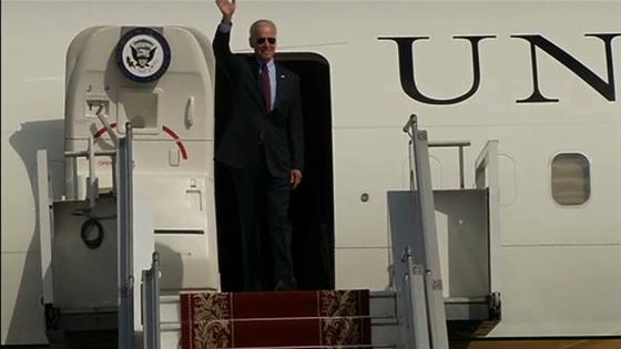 Phó tổng thống Joe Biden tới Kiev