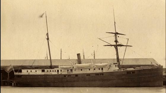 Xác tàu chìm từ thế kỷ 19 được phát hiện ở Vịnh San Francisco
