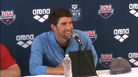 Kình ngư Michael Phelps chính thức tập luyện trở lại