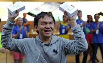 """Thích thể hiện """"đẳng cấp"""", Việt Nam trở thành thị trường tiêu thụ Apple lớn gây chú ý"""