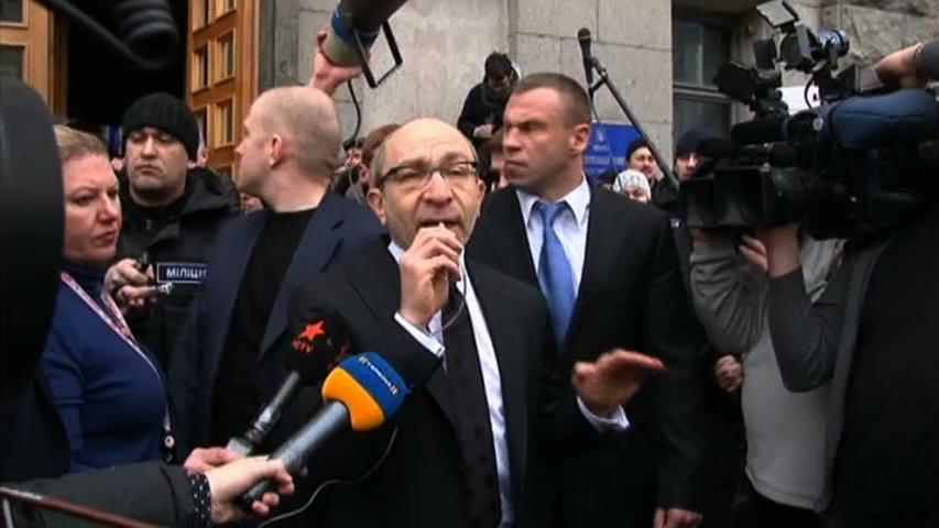 Thị Trưởng thành phố Kharkiv bị bắn
