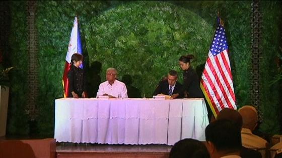 Hoa Kỳ và Phi Luật Tân ký hiệp ước quốc phòng