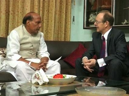 Cao Uỷ Anh khen ngợi cuộc bầu cử Ấn Độ