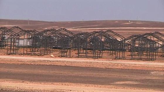 Jordan khánh thành trại tị nạn mới cho người Syria