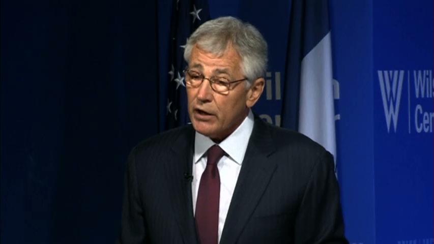 Bộ trưởng Chuck Hagel nói đồng minh Nato phải tăng cường chi tiêu quốc phòng