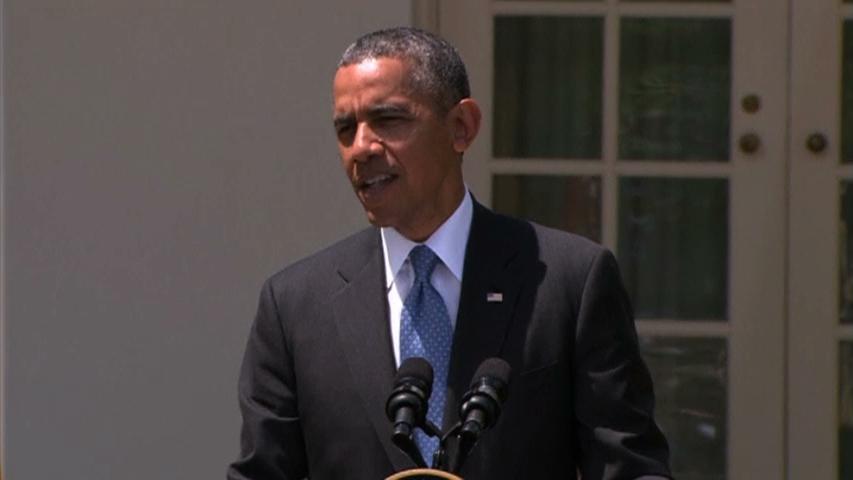 Thổng thống Obama lên án Nga cung cấp vũ khí cho phe ly khai thân Nga ở Ukraine