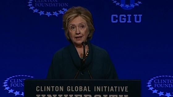 Thượng Nghị Sĩ kêu gọi bà Hillary Clinton ra tranh cử Tổng Thống