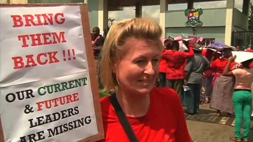 Biểu tình phản đối Boko Haram