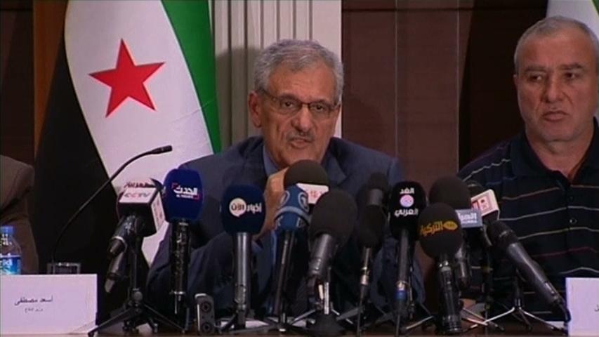 Đối lập Syria hoan nghênh Hoa Kỳ thừa nhận đại diện ngoại giao