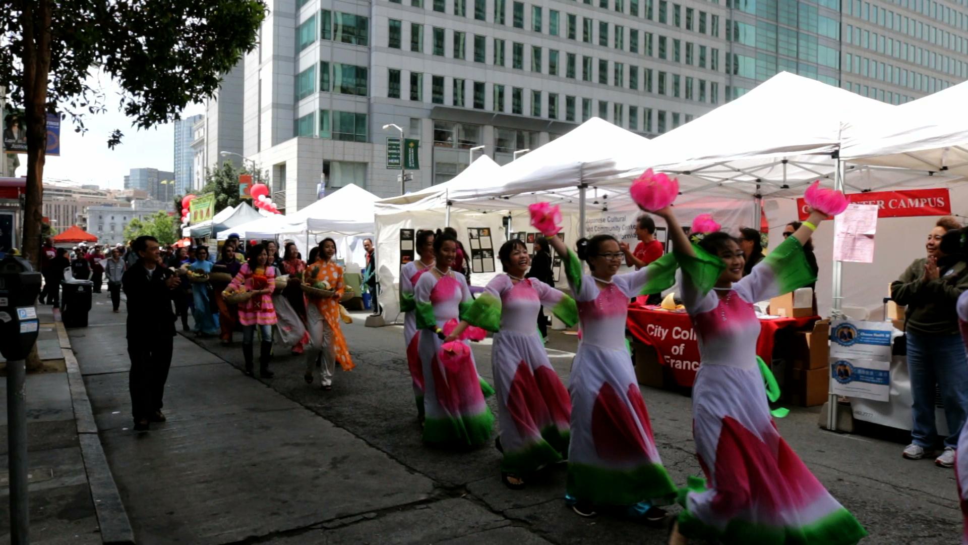 Hội chợ di sản văn hoá Á Châu lần 10