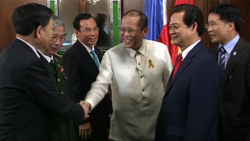 Ông Nguyễn Tấn Dũng lên án Trung Cộng