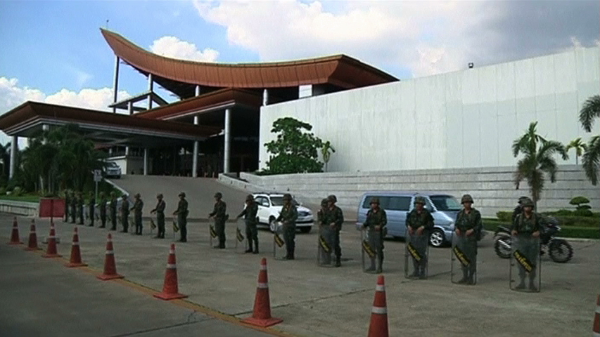 Đàm phán giữa các đảng chính trị Thái Lan thất bại