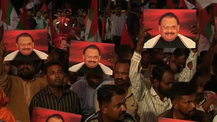 Thành phố Karachi lớn nhất Pakistan ngưng hoạt động