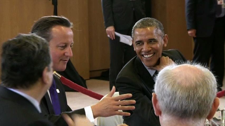 Hội nghị thượng đỉnh G-7 Brussels