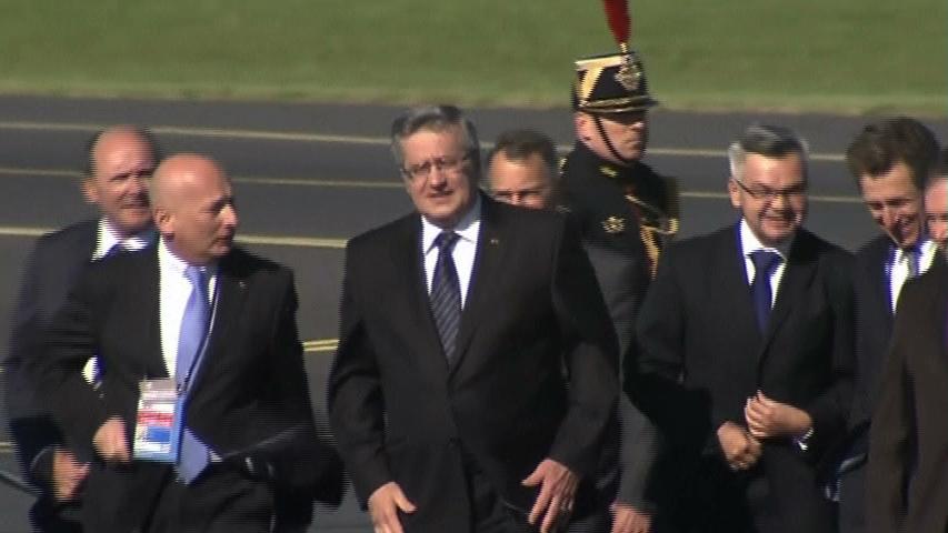 Nguyên thủ các nước tới Pháp tham dự lễ kỷ niệm D-Day