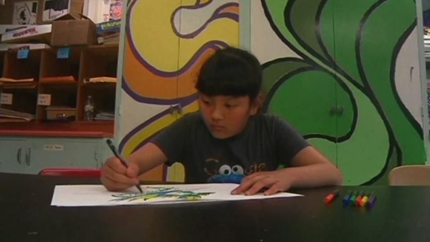 Bé gái 11 tuổi đoạt 30 ngàn Mỹ kim nhờ thiết kế Google Doodle