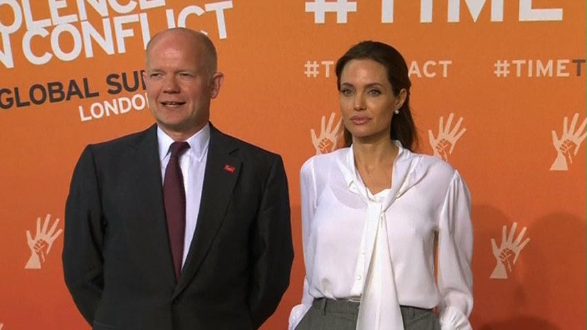 Ngày thứ nhì của cuộc hội nghị chống bạo hành tình dục ở London