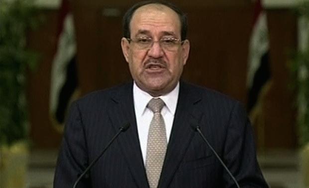 Thủ tướng Al-Maliki tuyên bố Iraq không cần sự giúp đỡ của ngoại quốc