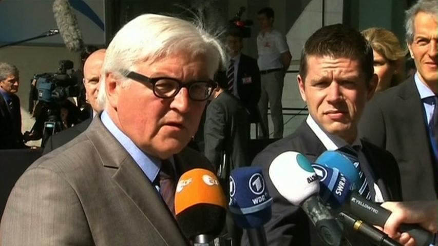 Ngoại trưởng các nước Liên Âu họp ở Luxembourg