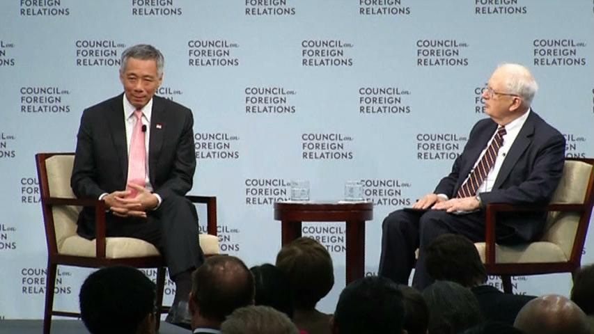 Thủ tướng Singapore nhắc tới tranh chấp ngày càng căng thẳng tại biển Đông