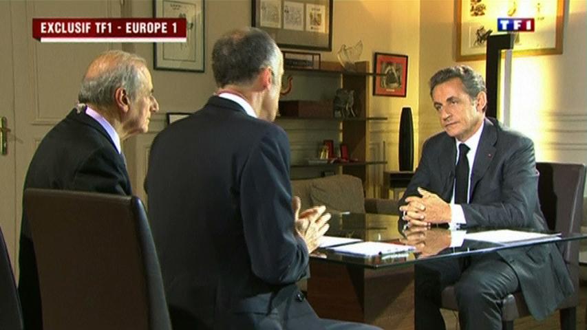 Phản ứng sau khi Tổng thống Sarkozy bị đặt trong tình trạng điều tra