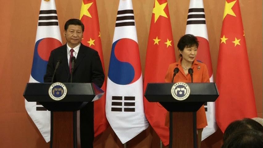 Trung Cộng và Nam Hàn xác định lập trường đối với chương trình nguyên tử Bắc Hàn