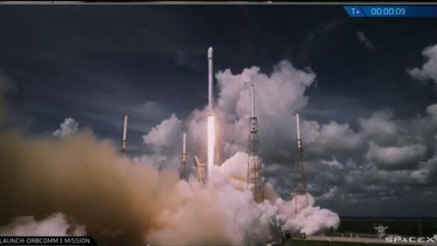 Phóng hoả tiễn Falcon 9 sau một thời gian trì hoãn