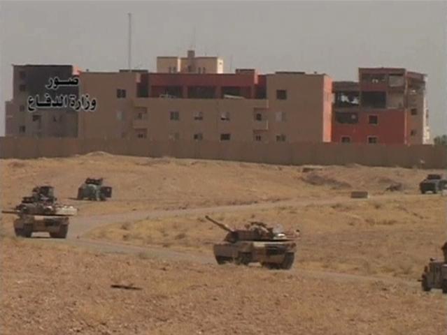 Quân đội Iraq rút khỏi thành phố Tikrit