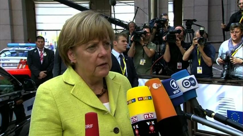 Thủ tướng Đức tuyên bố Nga không nỗ lực đem lại hoà bình cho Ukraine