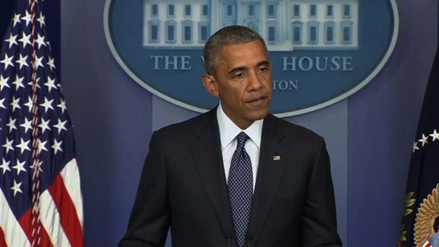 Tổng thống Obama xúc tiến ngoại giao cho việc ngừng bắn giữa Israel và Hamas