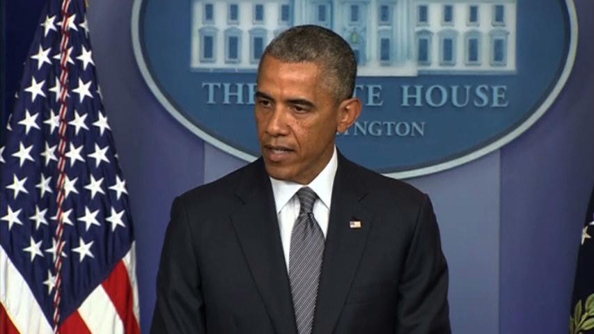Tổng thống Obama nói hoả tiễn của phe ly khai bắn rơi phi cơ Malaysia