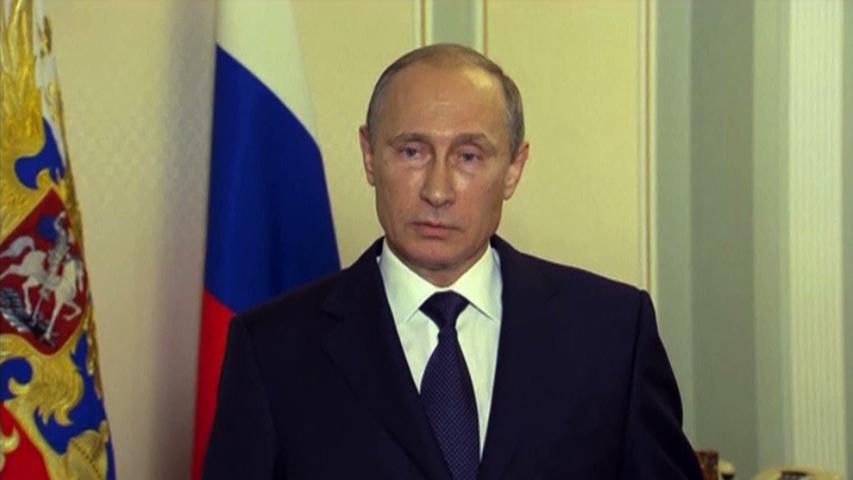 Tổng thống Putin kêu gọi đừng chính trị hoá việc phi cơ Malaysia bị bắn rơi